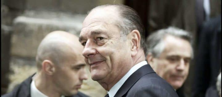 Jacques Chirac : des photos refont surface