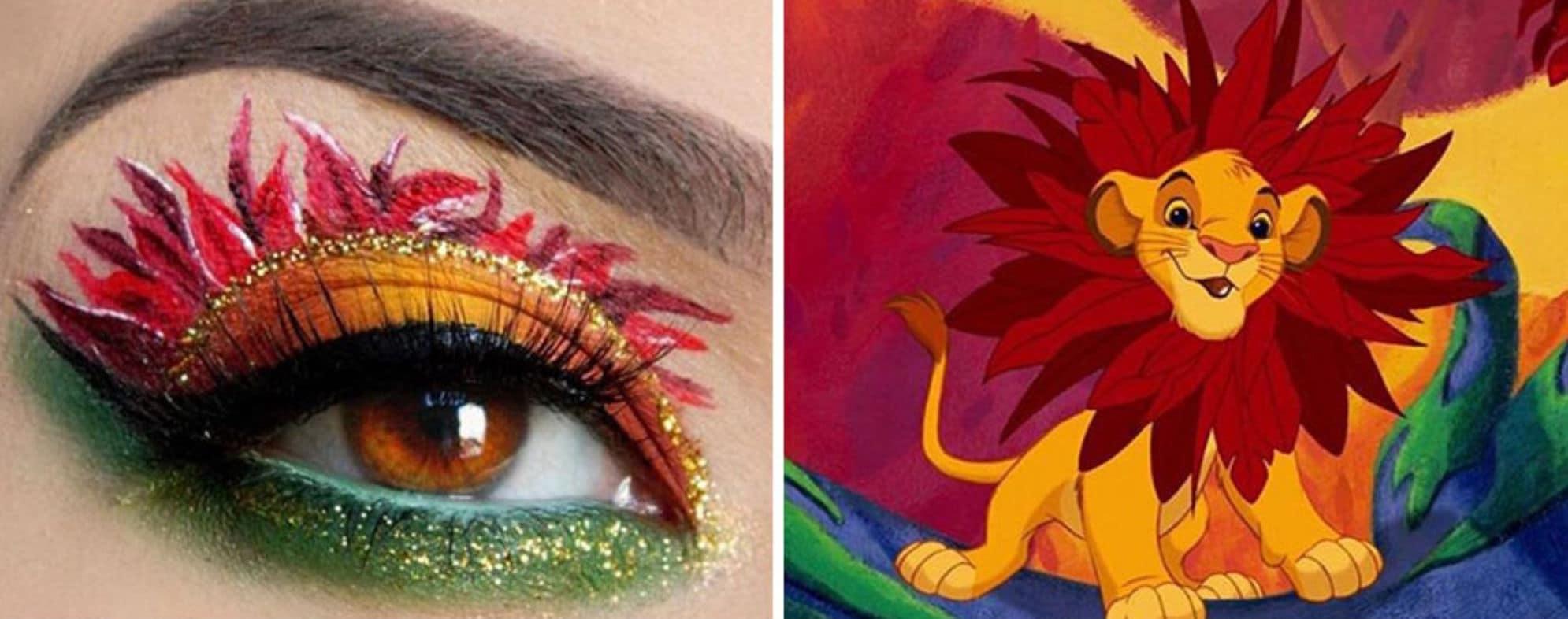 Cette makeup artist reproduit des scènes de Disney et le résultat est magnifique !