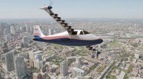Nasa Maxwell X-57 avion électrique