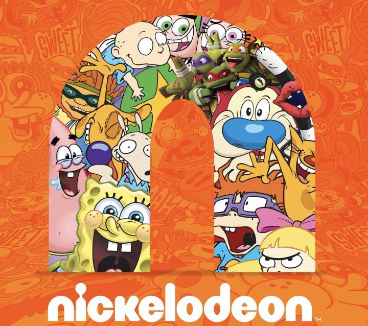 les personnages de Nickelodeon se retrouvent sur Netflix