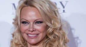 Pamela Anderson très sexy sur Instagram