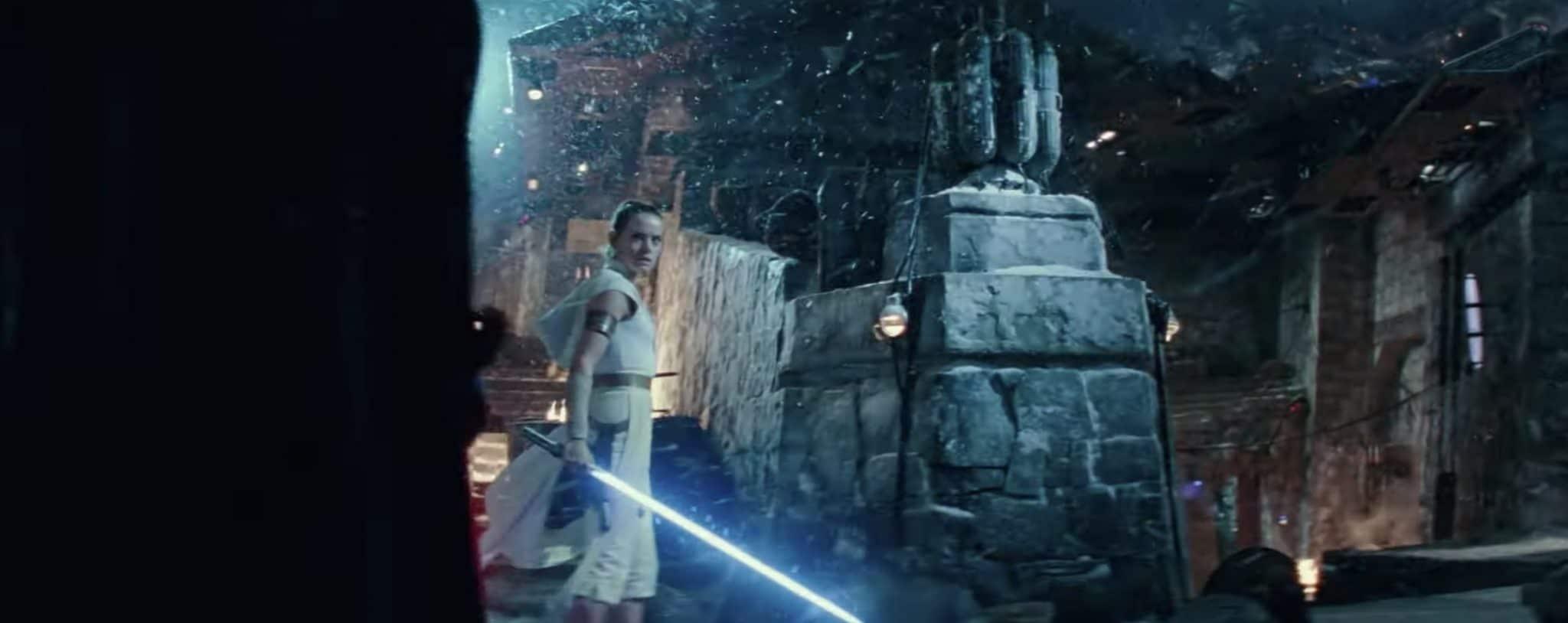Star Wars 9 : un teaser surprise dévoilé ! (vidéo)