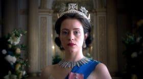 The Crown une série Netflix à succès