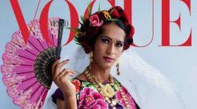 Vogue Mexique fait la Une avec une muxe