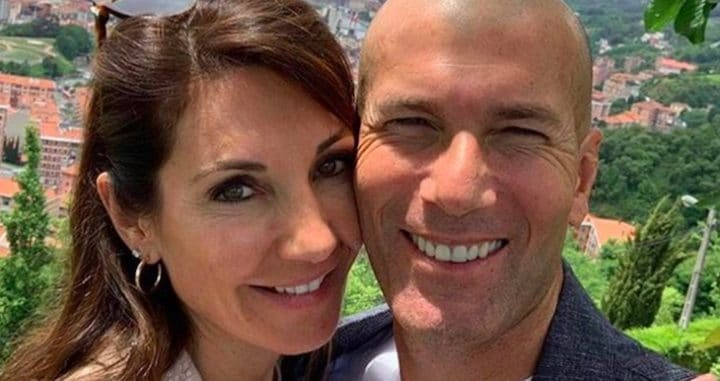 Zinedine Zidane quitter femme raison