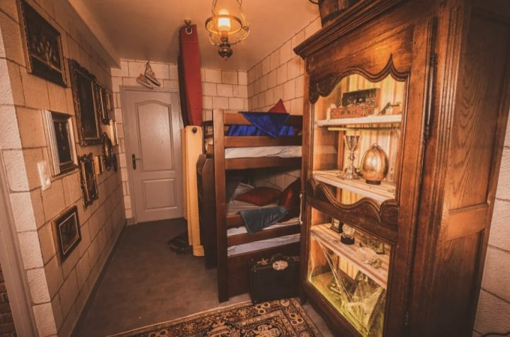 Airbnb Harry Potter 4