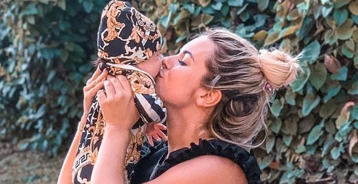 Carla Moreau moquée par les internautes au sujet de sa fille Ruby