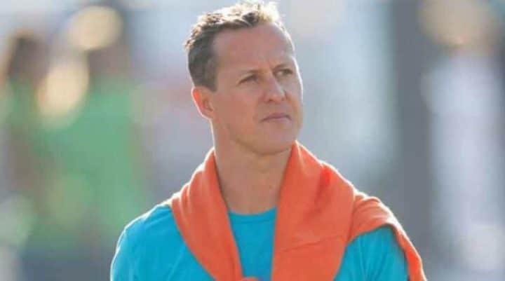 La photo de sa fille ravit ses fans — Michael Schumacher