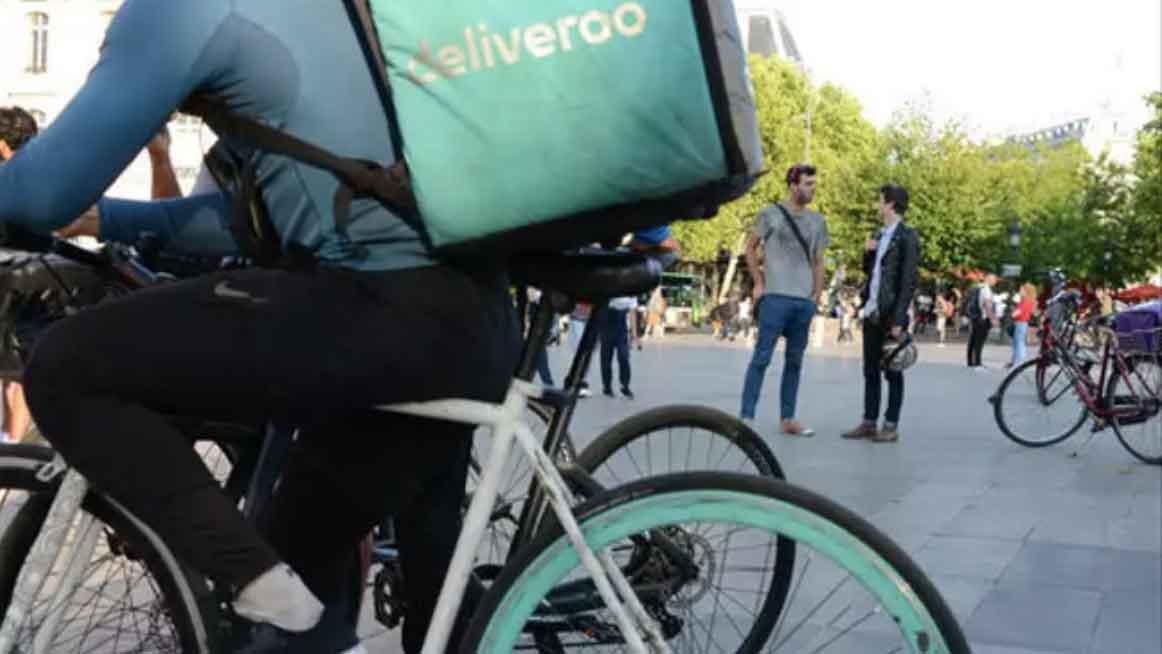 Une publicité mensongère de Deliveroo censurée, mettant en avant un service qui n'existe pas