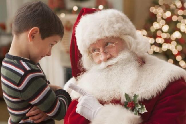 «Le père Noël n'existe pas» : les réelles conséquences de cette phrase