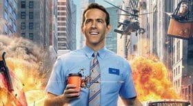 Nouvelle bande-annonce hilarante de Free Player avec Ryan Reynolds