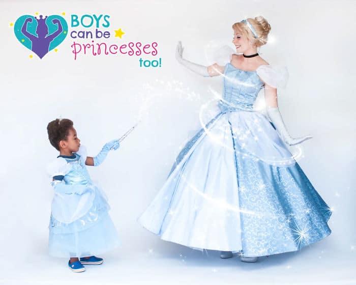 garçons princesse 4