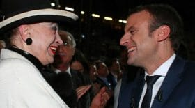 Geneviève de Fontenay tacle Emmanuel Macron