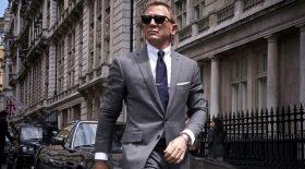 Premier teaser pour le nouveau James Bond