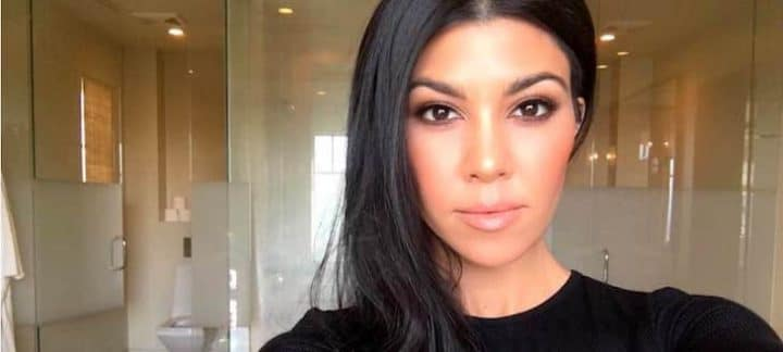kourntey kardashian revelation choc famille kardashian