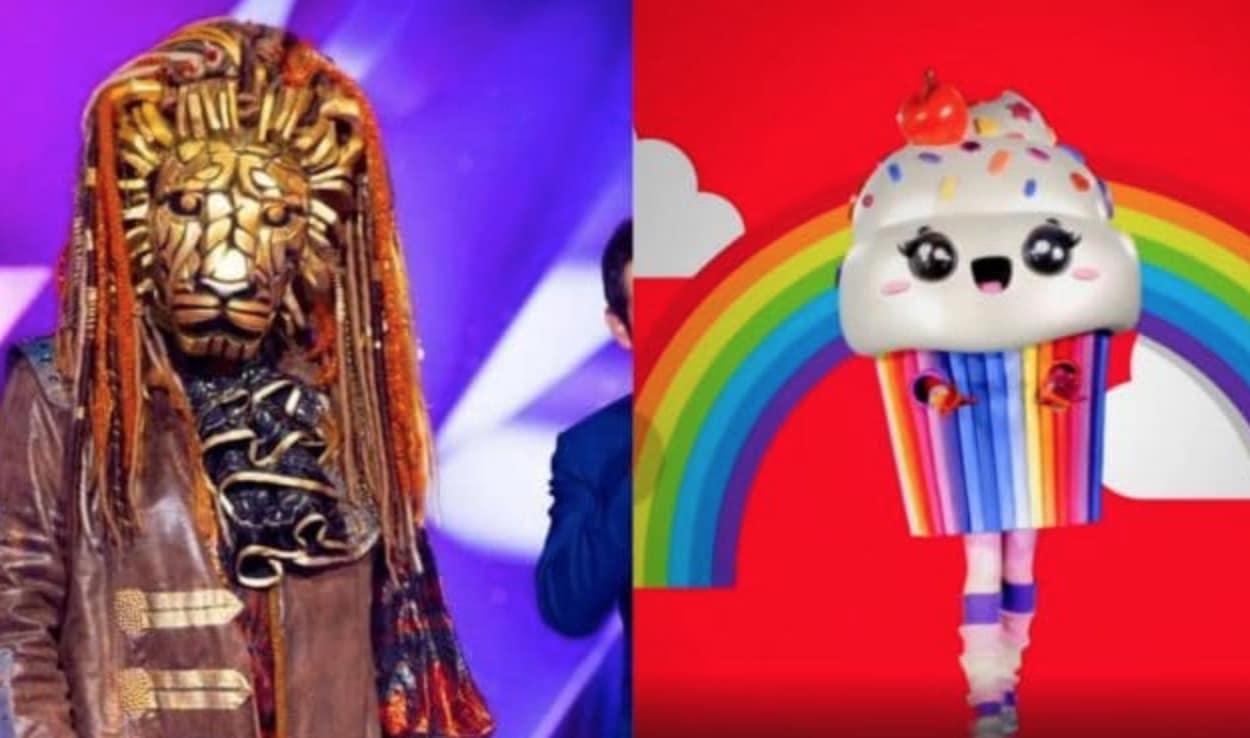 Mask Singer : le lion et le cupcake ont été démasqués ! Mais qui se cachaient derrière ces costumes ?