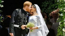 Mariage prince Harry et Meghan Markle