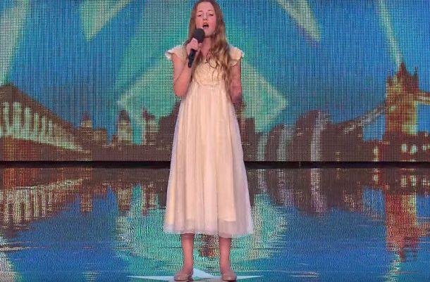 Elle veut chanter du Whitney Houston, mais le jury ne s'attendait pas à ça… (vidéo)