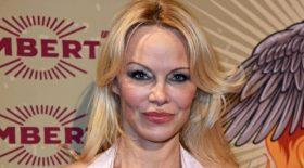 Pamela Anderson enflamme Instagram