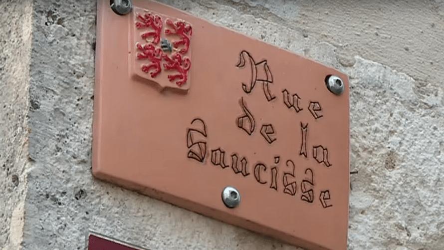 Rue de la saucisse : quand les vegans veulent changer son nom !