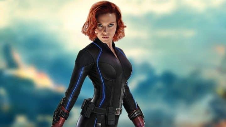 Une bande-annonce musclée pour Scarlett Johansson — Black Widow
