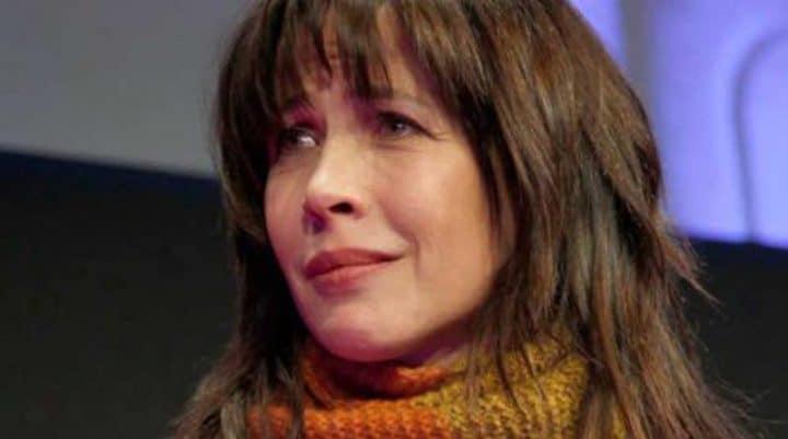 Sophie Marceau endeuillée