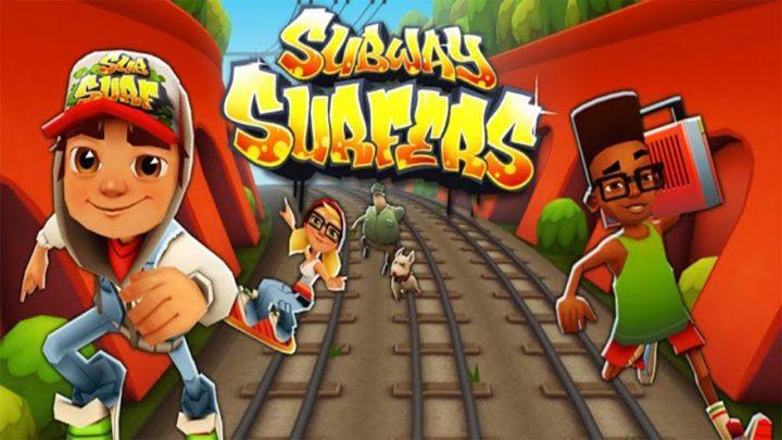 Le jeu Subway Surfer est le plus téléchargé de la décennie