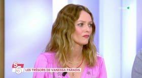 Vanessa Paradis très dure avec elle-même