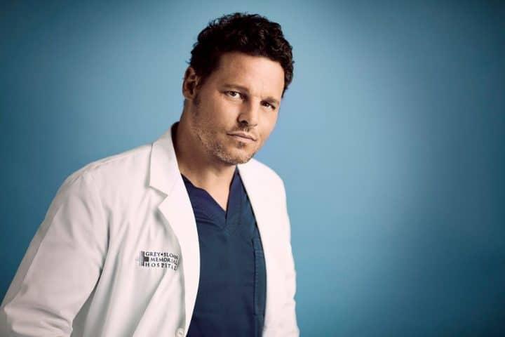 Le docteur Alex Karev dit adieu à Grey's Anatomy