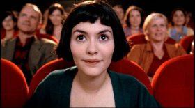 Comme Amélie Poulain, aller au cinéma est bon pour la santé
