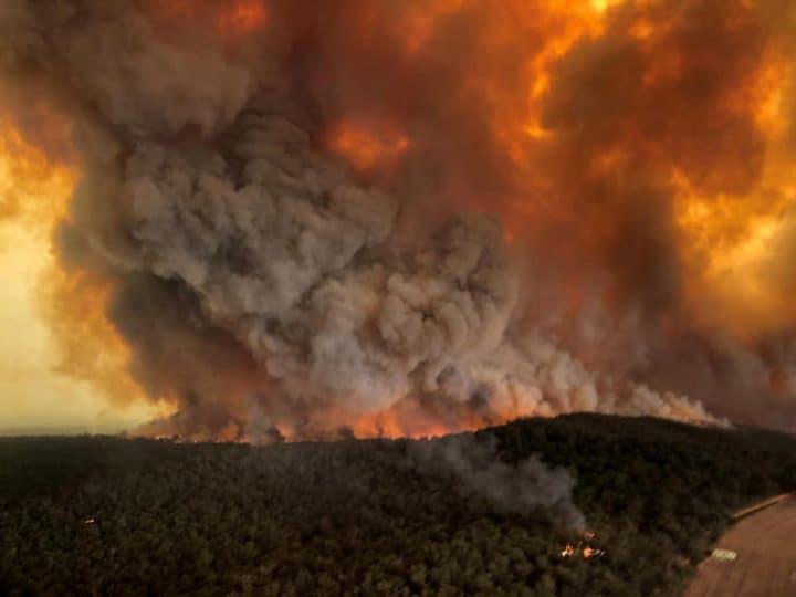 australie a quoi sont dus incendies