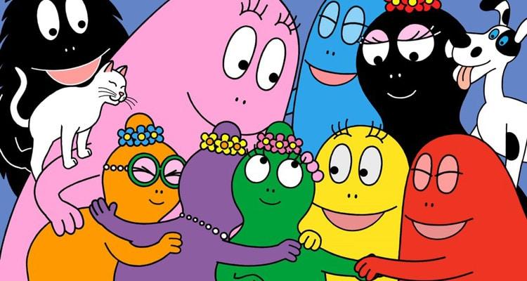 Les Barbapapa reviennent à la télévision pour votre plus grand bonheur !