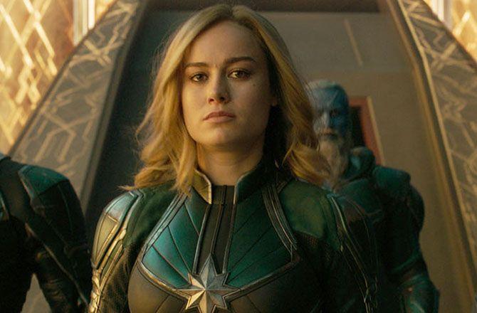 Captain Marvel 2 avec ou sans Brie Larson ?