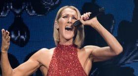 Céline Dion plus souple que jamais