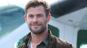Chris Hemsworth donne un million de dollars pour l'Australie