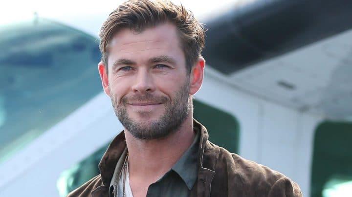 Chris Hemsworth donne un million de dollars pour l'Australie