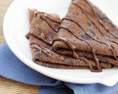 Crêpes : une recette gourmande au chocolat pour la chandeleur
