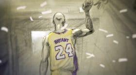 Kobe Bryant dans Dear Basketball