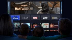 La plateforme streaming Disney + arrive plus tôt en France