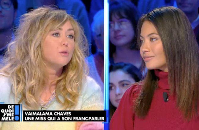 Enora Malagré s'en prend au concours Miss France et dézingue Vaimalama Chaves