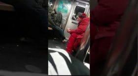 Il tente de kidnapper une femme dans le métro