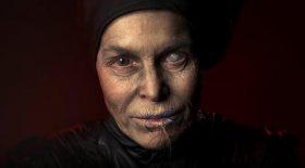 L'affreuse sorcière du film Gretel & Hansel