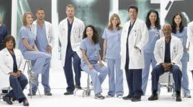 un acteur quitte Grey's Anatomy