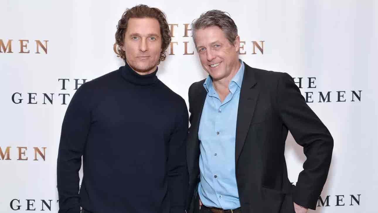 La mère de Matthew McConaughey et le père de Hugh Grant vont sortir ensemble