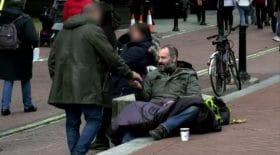 Il passe 60 jours avec les sans-abris