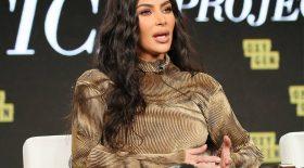 Kim Kardashian présente son documentaire
