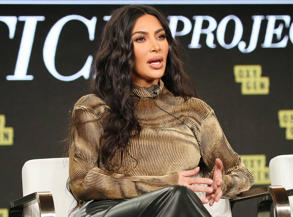 Kim Kardashian s'est intéressée aux prisons américaines dans son documentaire (Vidéo)