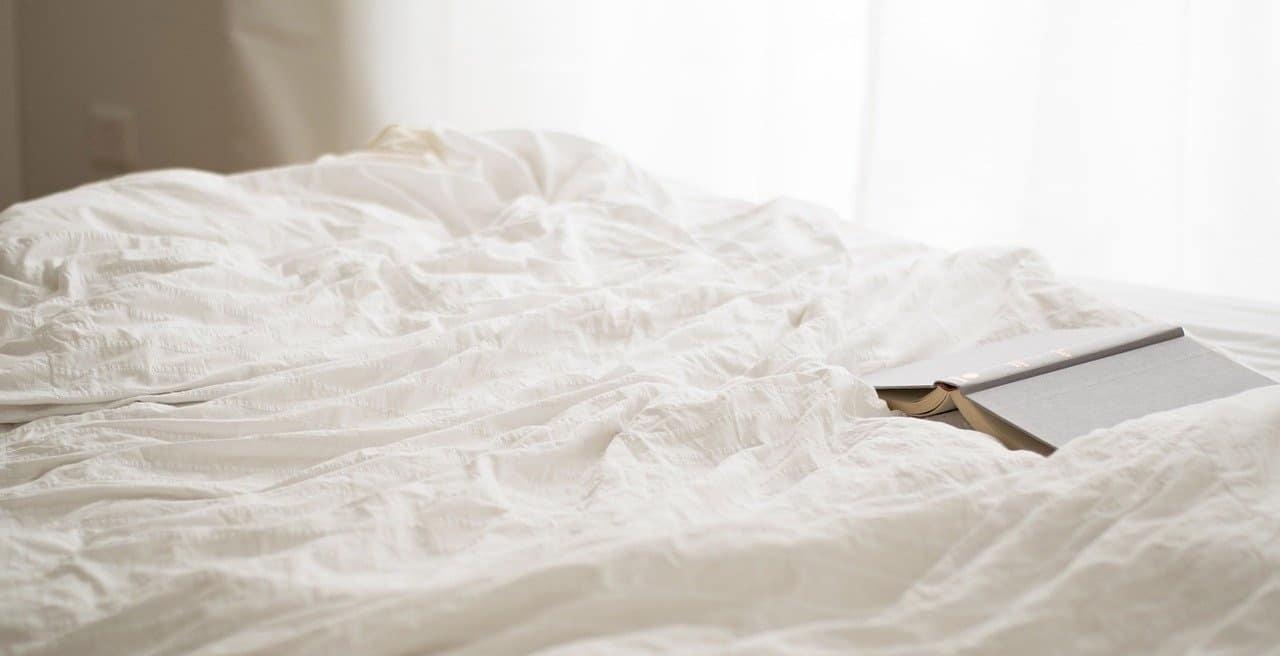 Il voulait être romantique avec un lit en roses rouges, sauf que le résultat ressemble plus à une scène de meurtre (Vidéo)