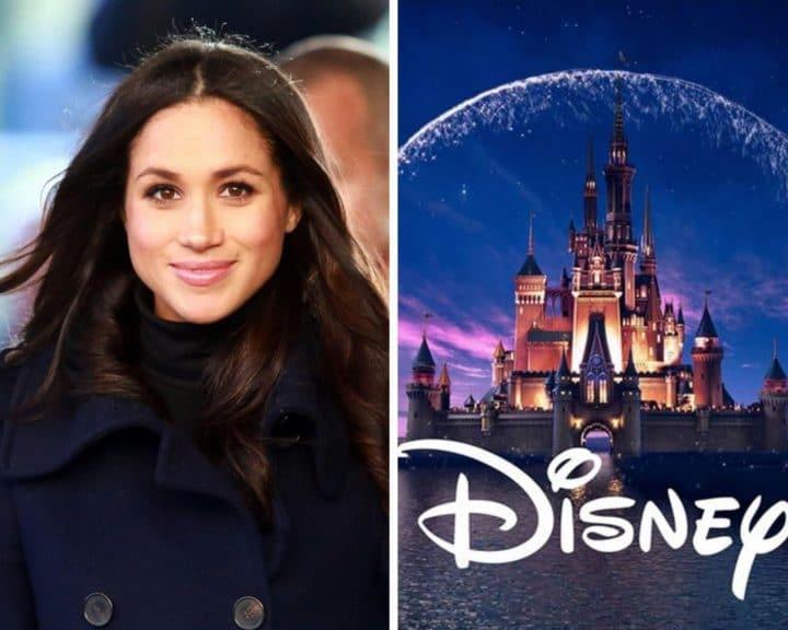 Meghan Markle va faire du doublage pour Disney !