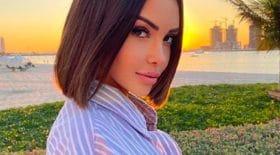 Nabilla sexy sur Instagram